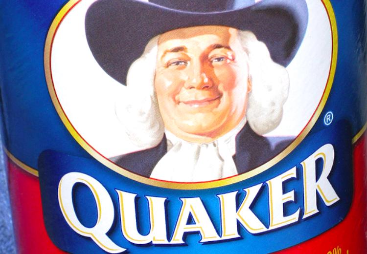 pepsico s bid for quaker oats